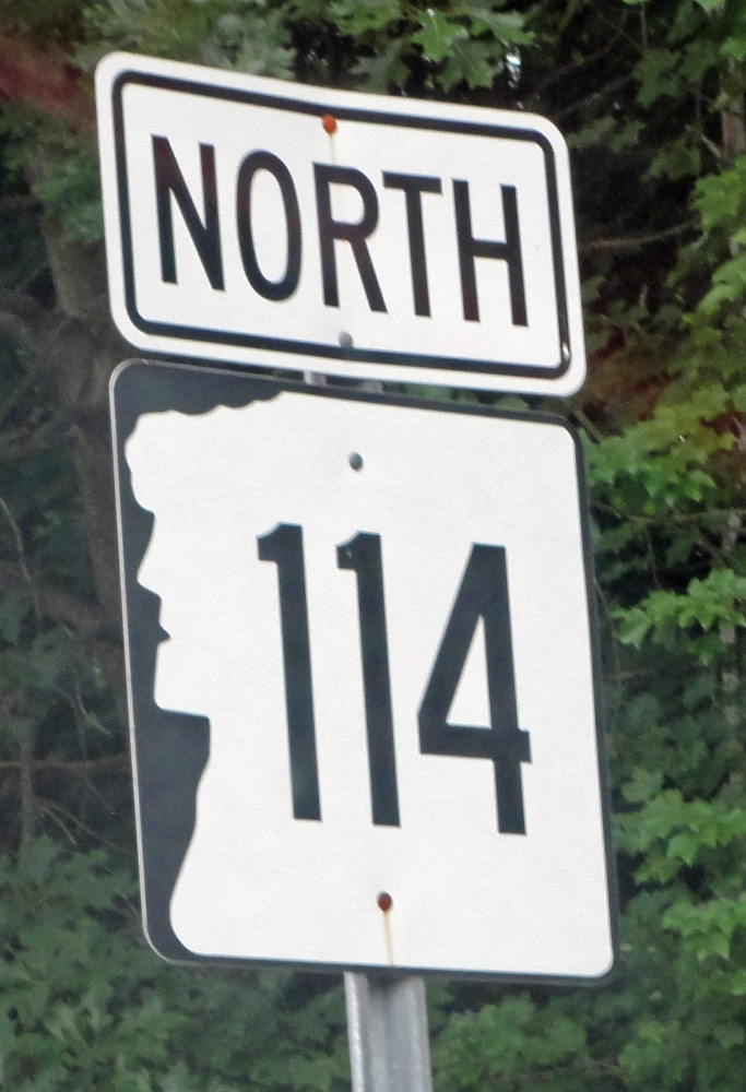 Road Trip Route 114 in New Hampshire: The beginning (1/6)
