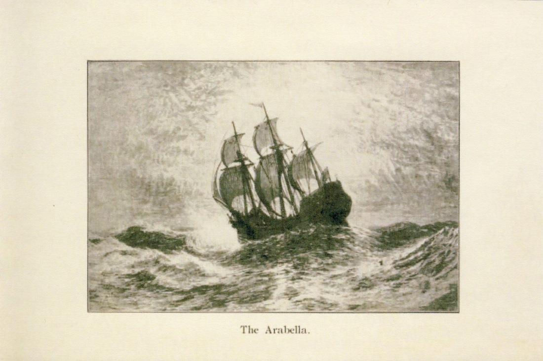 Sketch of the Arbella