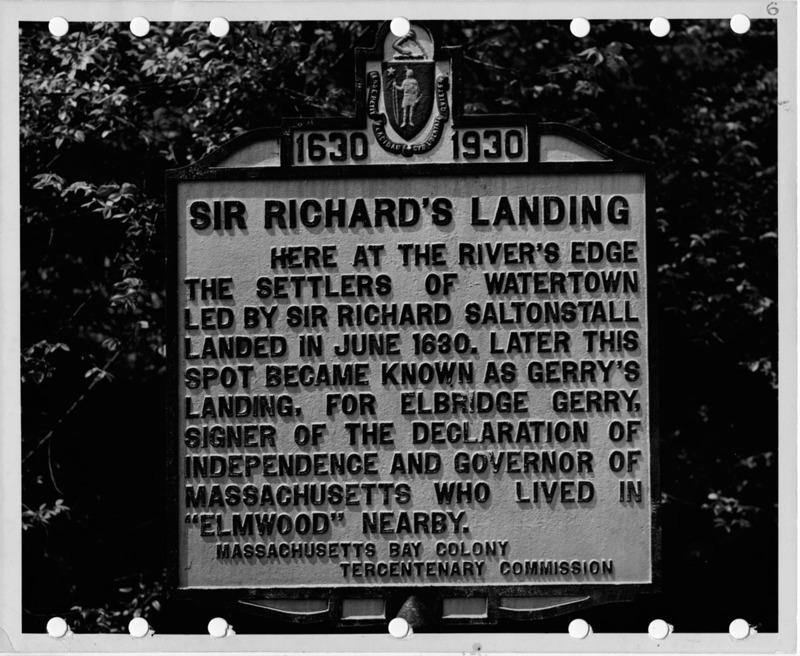 Saltonstall Landing