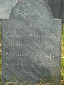 Mrs. Hannah Neslon