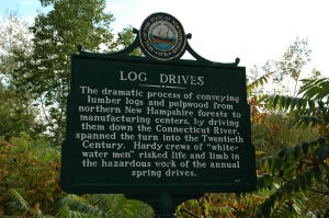 Log Drives on the Connecticut River