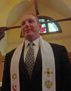 Rev. Nelson Stearns  Ordination