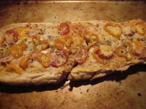 Italian Bread Pizza