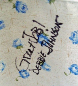 8 left side signature