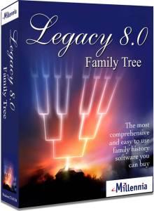Legacy Family Tree Graphics