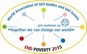End Poverty Badge