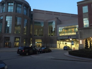 Welcome to the Rhode Island Convention center NERGC attendees.