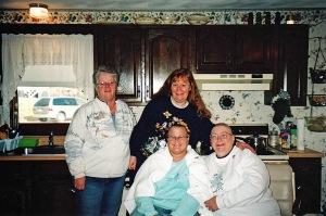 Linda Bowman, Lorraine Wolfham and Lynn Anderson