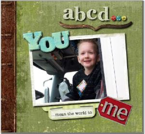 Blake's ABC's