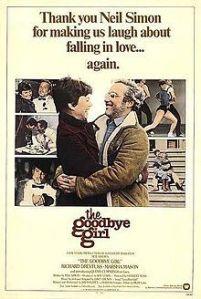 Goodbye Girl movie poster