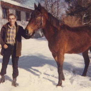 Nelson and Destiny 1972 Pembroke, New Hampshire