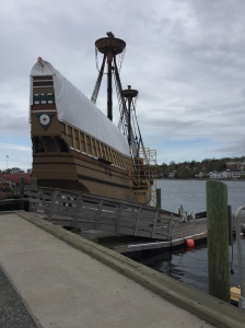 Mayflower II: another look